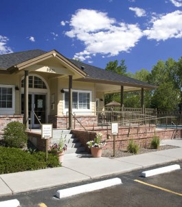 apts denver: aspen pointe