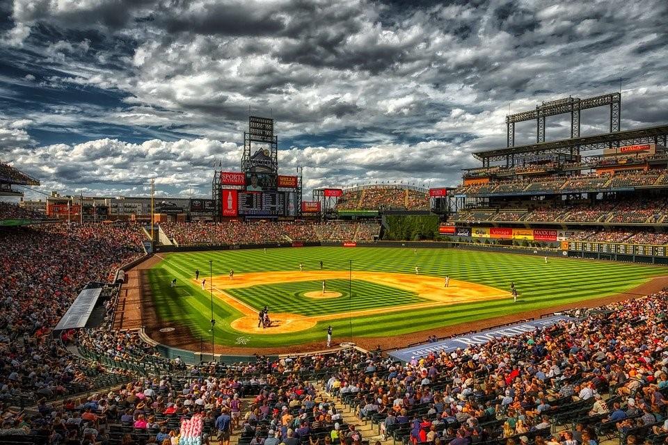 Coors Field, Baseball Stadium, Denver, Colorado Rockies